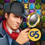 SherlockMysteryHiddenObjects Match-3 Cases APK MOD Unlimited Money for android