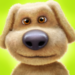 Talking Ben the Dog APK MOD Unlimited Money 3.7.2.21 for android