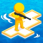 War of Rafts Crazy Sea Battle APK MOD Unlimited Money 0.14.92 for android