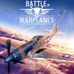 Battle of Warplanes Aircraft combat online game APK MOD Unlimited Money for android