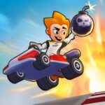 Boom Karts – Multiplayer Kart Racing APK MOD Unlimited Money for android