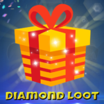 Diamond Loot Free Diamonds Giveaways APK MOD Unlimited Money for android