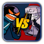 FNF Friday Night Funny Mod Vs Mod Whitty Vs Ruv APK MOD Unlimited Money for android