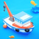 Fish idle hooked tycoon. Fishing boat hooking APK MOD Unlimited Money for android