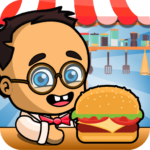 Idle Foodie Empire Tycoon – Cooking Food Game APK MOD Unlimited Money for android