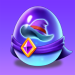 Merge Witches – mergematch to discover calm life APK MOD Unlimited Money for android