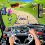 Modern City Coach Bus Simulator: Bus Driving Games APK (MOD, Unlimited Money)  for android 1.27