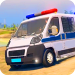 Police Van Gangster Chase – Police Bus Games 2020 APK MOD Unlimited Money for android