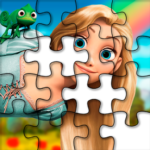Princess Puzzles – Games for Girls APK MOD Unlimited Money for android