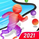 Rope-Man Run APK MOD Unlimited Money for android