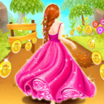 Royal Princess Running Game – Jungle Run APK MOD Unlimited Money for android