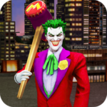 Scary Clown- Creepy Crazy City Night Survival 2020 APK MOD Unlimited Money for android
