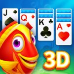 Solitaire 3D Fish APK MOD Unlimited Money for android