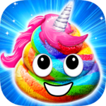 Unicorn Poop – Sweet Trendy Desserts Food Maker APK MOD Unlimited Money for android