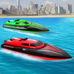 Xtreme Boat Racing 2019 Speed Jet Ski Stunt Games APK MOD Unlimited Money for android