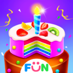 Bake Cake for Birthday Party-Cook Cakes Game APK (MOD, Unlimited Money)  for android 1.2