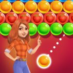 Bubble Shooter Magic Farm APK MOD Unlimited Money for android