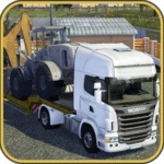 European Truck Simulator 2021 APK MOD Unlimited Money for android