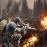 FPS Gun Shooting APK MOD Unlimited Money for android