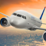 Flight Simulator 2021 Airplane Games APK MOD Unlimited Money for android