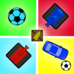 Games For 23 or 4 Players APK MOD Unlimited Money for android