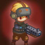 Mystic Gunner Roguelike Shooting Action Adventure APK MOD Unlimited Money for android