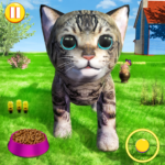 Pet Cat Simulator Family Game Home Adventure APK (MOD, Unlimited Money)  for android 2.6