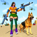 Real Commando Shooting Strike – Fps Shooting Games APK MOD Unlimited Money for android