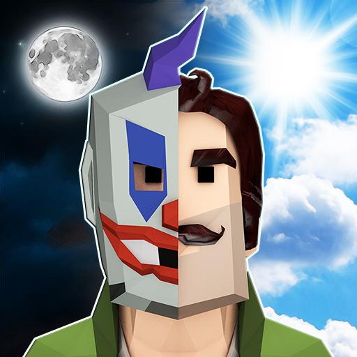 Scary Clown Man Neighbor. Seek Escape APK MOD Unlimited Money for android