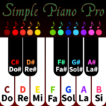 Simple Piano Pro APK (MOD, Unlimited Money)  for android 2.1