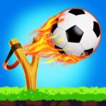 Slingshot Shooting Game APK MOD Unlimited Money for android