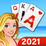Solitaire Tripeaks – Endless Summer APK MOD Unlimited Money for android
