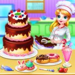 Sweet Bakery Chef Mania- Cake Games For Girls APK (MOD, Unlimited Money)  for android 4.6