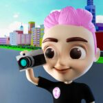 Vlogger Run APK MOD Unlimited Money for android