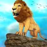 Wild Lion Simulator – Animal Family Survival Game APK MOD Unlimited Money for android