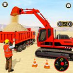 Grand Construction Simulator: Snow Crane Games APK (MOD, Unlimited Money)  for android 1.9