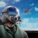 Sky Warriors Blazing Clouds APK MOD Unlimited Money for android