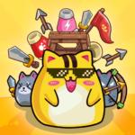 CatnRobot Idle Defense – Grow Castle TD Battle APK MOD Unlimited Money for android