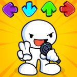 FNF Funky Town Music Adventure APK MOD Unlimited Money for android