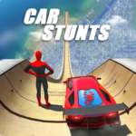 Spider Superhero Car Games Car Driving Simulator APK MOD Unlimited Money for android