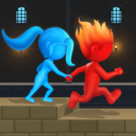 Water & Fire Stickman 3D APK (MOD, Unlimited Money)  for android 1.1.9