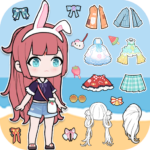 YOYO Doll – dress up games avatar maker APK MOD Unlimited Money for android