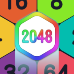 2048 Hexagon Puzzle APK MOD Unlimited Money for android