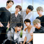 BTS Slide Puzzle Game APK MOD Unlimited Money for android