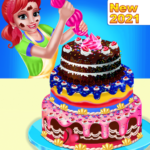 Cake Maker And Decorate – Cooking Maker Games APK MOD Unlimited Money for android