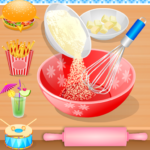 Cooking in the Kitchen – Baking games for girls APK MOD Unlimited Money for android