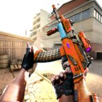 FPS Commando Strike Mission Shooting Gun Games APK MOD Unlimited Money for android