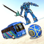 Fireball Bus Robot Transform APK (MOD, Unlimited Money)  for android 2.0