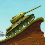 Front Line Hills Tank Battles APK MOD Unlimited Money for android