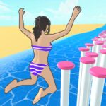 Hopscotch Run APK MOD Unlimited Money for android